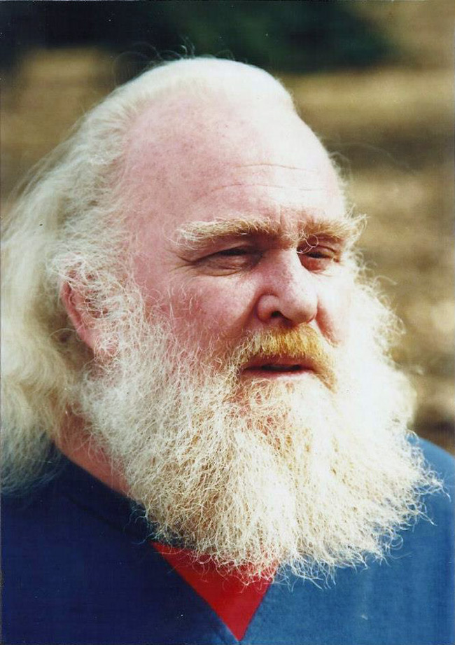 Buck Buchan Pioneer